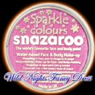 SNAZAROO PROFESSIONAL FACE PAINT SPARKLE PINK 18ML